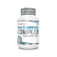 Витамины Biotech Multimineral Complex Jar  100 tabs