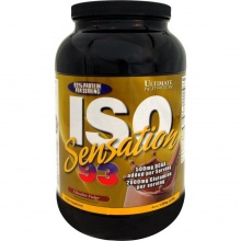 Протеин Ultimate Nutrition ISO Sensation 910г