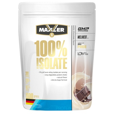 Протеин Maxler 100% Isolate 900гр