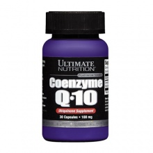 Витамины Ultimate Coenzyme Q10 100% Premium 100mg 30cap